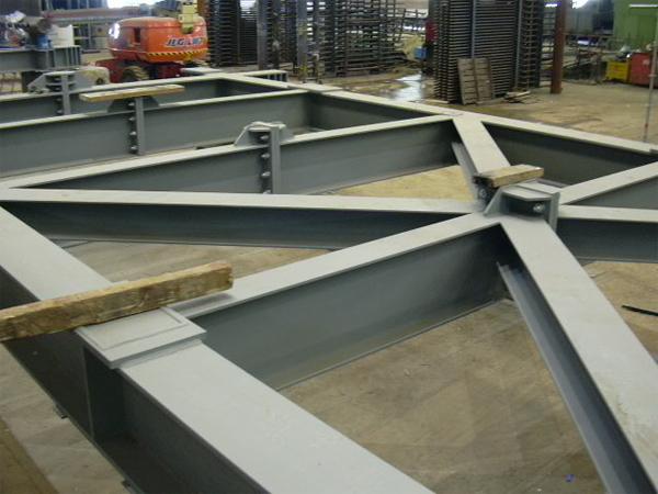 Macchi Boiler Cargo Footprint Structure
